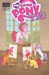 Comic issue 22 cover RI