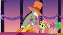 Discord trying to one-up Tree Hugger S5E7