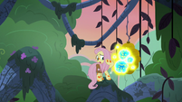 Flash bees start to menace Fluttershy S7E20