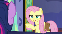 "Fluttershy ""Mystical Mask wasn't just a legend"" S7E20"