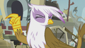 Gilda wipes her tears away S5E8.png