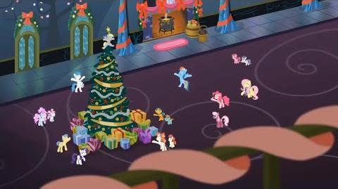 "Norwegian My Little Pony - ""Hearth's Warming Eve is Here Once Again"""
