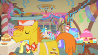 Party at Mr. and Mrs. Cake's S1E22