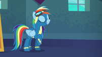Rainbow Dash --no pressure-- S6E7
