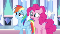 Rainbow Dash who doesn't S3E1