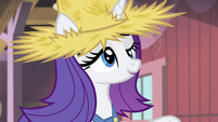 "Rarity ""good for you"" S4E13"
