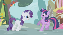 Rarity upset S1E3
