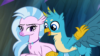 Silverstream doesn't like Gallus' idea S9E3