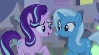 "Starlight ""lucky we've got the wagon"" S8E19"