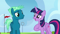 Twilight --I'm the Princess of Friendship!-- S6E24