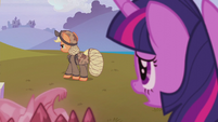 Twilight --we're going to set things right-- S5E25
