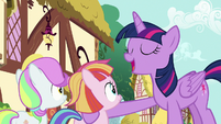 "Twilight Sparkle ""it's worth fighting for"" S7E14"