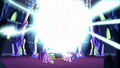 A shining bright light appears out from the portal S5E26.png