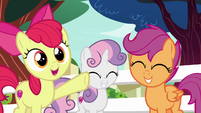 Apple Bloom -helpin' you has been even more fun!- S8E12