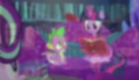 Blur transition to A Hearth's Warming Tale S6E8
