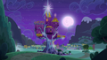 Castle of Friendship exterior rear view nighttime S6E25.png