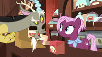 "Discord ""I got here just in time"" S7E12"