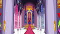 Distance shot of Luna and Starlight in throne room S7E10.png