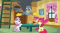 Gabby --the world-famous Cutie Mark Crusaders-- S6E19