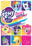 MLP Friendship is Magic Season Six DVD cover