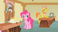 Mr. Cake anypony hungry S2E13
