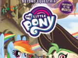 Beyond Equestria: Rainbow Dash Rights the Ship