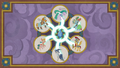 Pillars of Old Equestria infuse seed with their magic S7E25.png