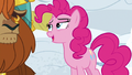 "Pinkie Pie ""what is the moral of that story?"" S7E11.png"