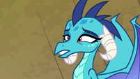 Princess Ember's allergies act up S7E15