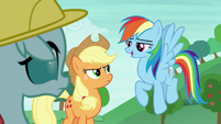 Rainbow -you need a different teacher- S8E9