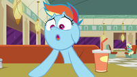 "Rainbow Dash overdramatic ""doomed!"" S6E9"