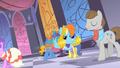 Rainbow Dash speeds through the Gala S01E26.png