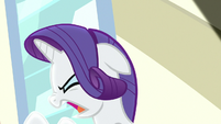 "Rarity ""it doesn't matter!"" S9E19"