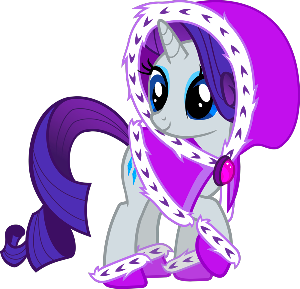 Rarity From My Little Pony Friendship Is Magic By