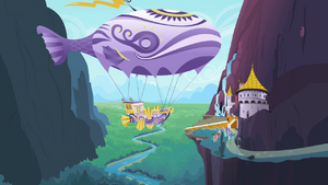 Airships | My Little Pony Friendship is Magic Wiki | FANDOM powered