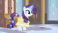 Rarity too little S2E9