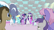 Rarity trouble is here S3E13