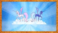 S01E01 Księżniczki rządzące Equestrią