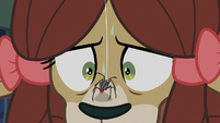 Spider lands on Yona's nose S8E22