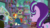 "Starlight ""Haven't you looked outside?"" S6E2"