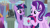 "Starlight ""that's so sweet of you, Cozy"" S8E25"