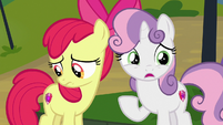 "Sweetie Belle ""more than anything else"" S7E21"