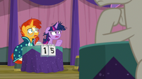 "Twilight ""Scorpan tried to convince Tirek"" S9E16"