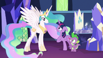 "Twilight Sparkle ""I will always need you"" S7E1"