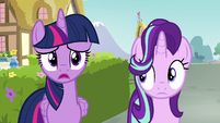 Twilight Sparkle -oh, poor Rarity- S7E14