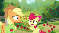 "Apple Bloom ""every one was sprung"" S9E10"