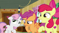 Apple Bloom has an idea S6E4