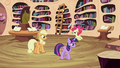 Applejack, Apple Bloom and Twilight S2E06.png