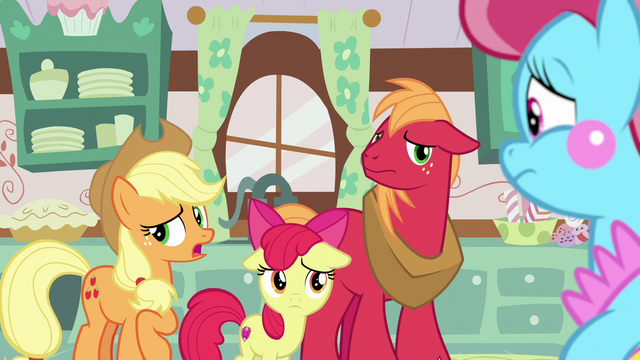 "File:Applejack ""all that stuff happened before"" S7E13.png"