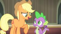 Applejack -nah, that's okay- S4E06